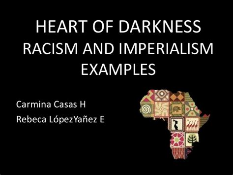 theme of heart of darkness slideshare heart of darkness imperialism essay 187 original content