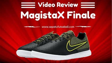 Harga Nike Magistax Finale review sepatu futsal nike magistax finale 807568 007