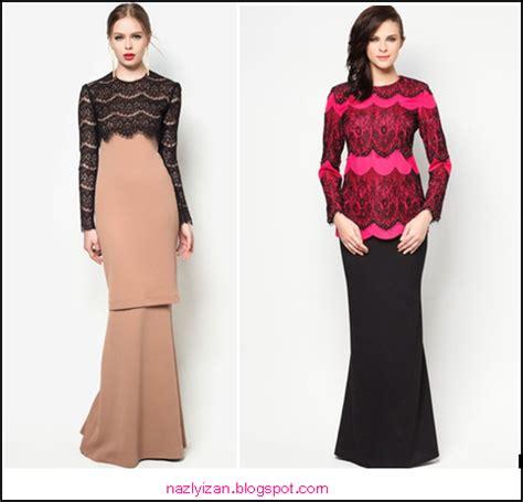 Koleksi Baju Kurung Moden Zalora baju raya 2014 newhairstylesformen2014