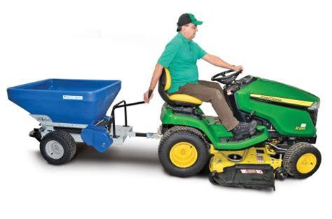 compost spreader eco lawn tow compost spreader compostwerks