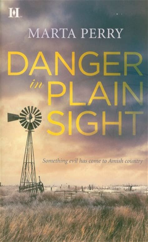 plain jeopardy inspired suspense books danger in plain sight amish suspense 3 by marta perry