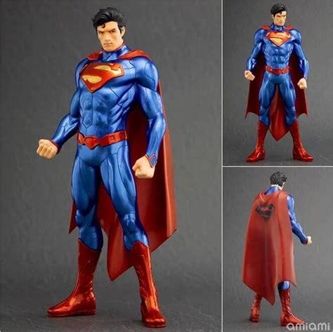 P257 Artfx Statue Superman 1 10 Scale Pre Painted Figure Dc Comics Artfx Statue Dc Superman 1 10 Scale Pre