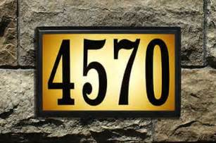 it s all in the details house numbers bob s blogs