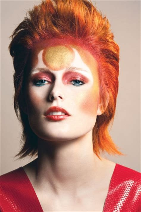 recreating ziggy stardust s red hair 2013 flare