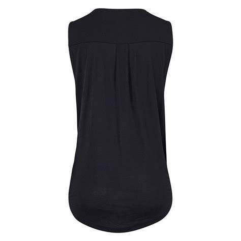 Baju Pantai Wanita Sleeveless V Neck Shirt Size M Berkualitas baju pantai wanita sleeveless v neck shirt size l
