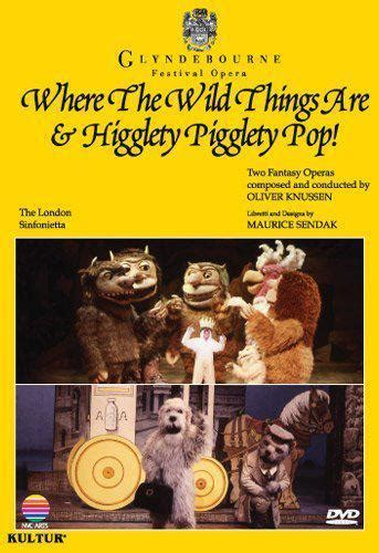 libro higglety pigglety pop or donde viven los monstruos tv 1984 filmaffinity
