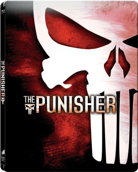 Wooowwexclusive Custom The Punisher 1 Limited Edition the punisher 2004 zavvi exclusive limited edition steelbook zavvi