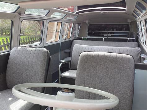 new volkswagen bus interior 1965 volkswagen 21 window bus 184968