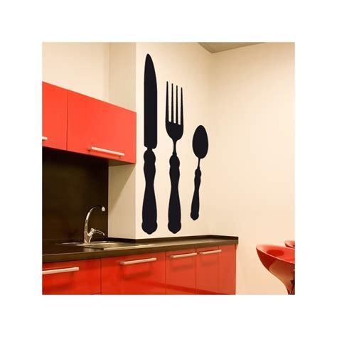 couverts de cuisine stickers de cuisine couverts d 233 coration cuisine