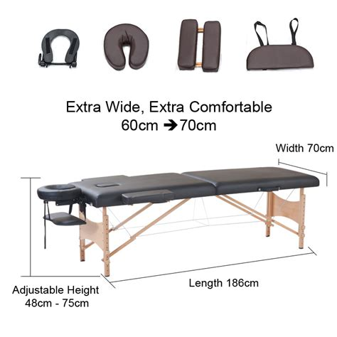 extra wide massage hava massage folded massage
