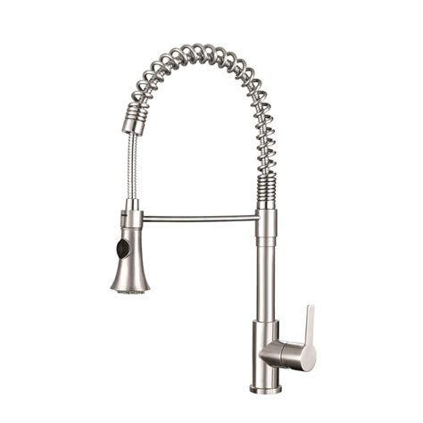 franke fast in franke stainless steel pull down faucet pull down