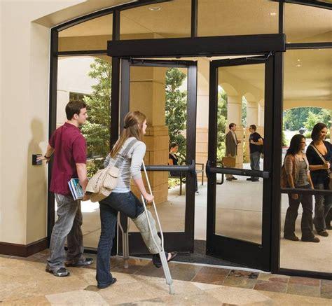Handicap Door by Automatic Handicap Door Is The Best Choice For The