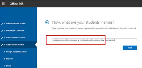 Office 365 Student Free by Teachers Invite Your Students To Onenote Class Notebook