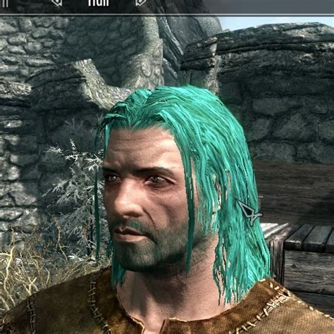 best hair mod for skyrim more hair colors at skyrim nexus mods and community