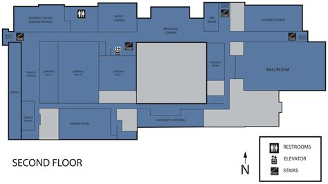student center floor plan floor plan student center ball state university ball