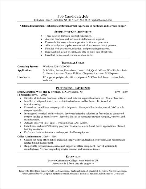 It Support Engineer Cover Letter by Mainframe Support Cover Letter The Resume Exle