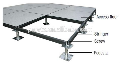 1 Ultra Low Pedestal Raised Access Flooring by Computer Room Raised Floor Systems Flooring Ideas And