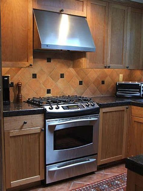 Backsplash Design Ideas For Kitchen by Tile Backsplash Ideas Casual Cottage