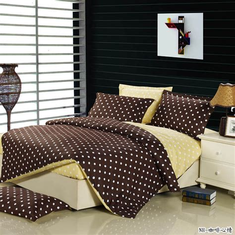 polka dot queen comforter sets brown polka dot cotton fitted sheet queen twin king size