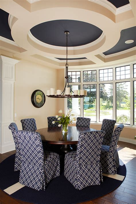 Navy Dining Room Decor Terrific Navy Blue Placemats Decorating Ideas