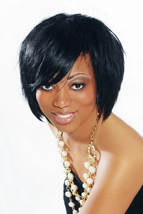 shortcut for black hair short cut hairstyles for black women
