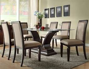 Contemporary Dining Table Sets by Contemporary Dining Chairs Creating Modern Interior Nuance