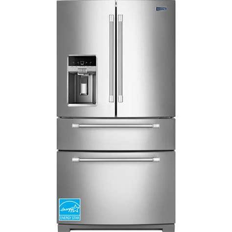 Maytag Door Refrigerator Recall by Maytag Mfx2876drm 26 2 Cuft Stainless Steel 4 Door