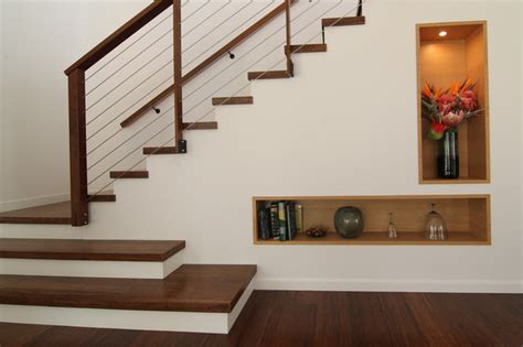 Tiny House Victorian by Modern Hawaii Modern Staircase Hawaii By Wildco