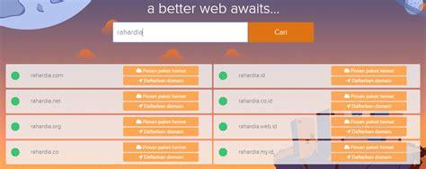 membuat nama blog yang tepat cara membuat blog dengan domain ber ssl di domainesia