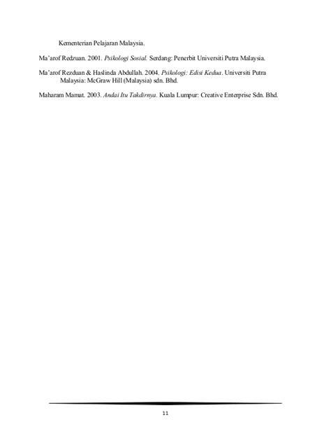 Psikologi Sosial 1 Edisi 10 David Myers analisa novel remaja novel andai itu takdirnya