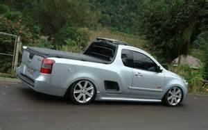 chevrolet montana how to turn a utility car into a sportscar