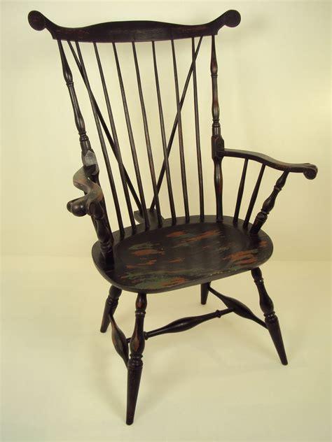 fan back windsor chair custom nantucket fan back windsor chair by wood