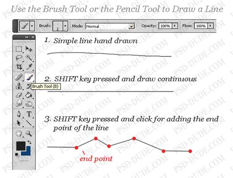 how to create doodle in photoshop draw a line in photoshop photoshop tutorial psddude