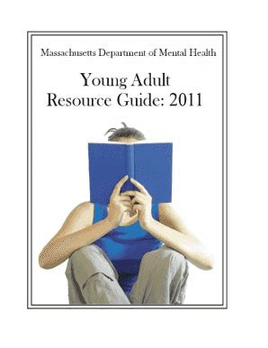 Dta Office Taunton Ma by Fillable Mass Dmh Resource Guide Pdf