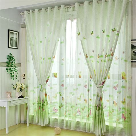 butterfly bedroom curtains 2016 3d curtains butterfly window curtains for living room