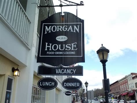 the morgan house lunch at the morgan house inn in lee ma 171 red wine please
