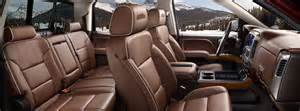 High Country Interior by Inside The High Country Comes Standard With Exclusive