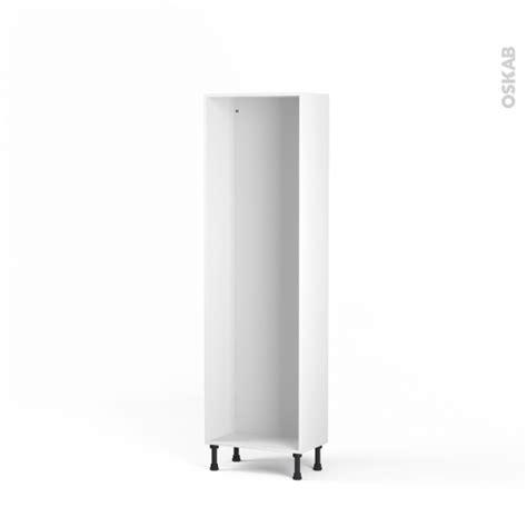 caisson armoire de cuisine caisson colonne n 176 28 armoire de cuisine l60 x h195 x p35