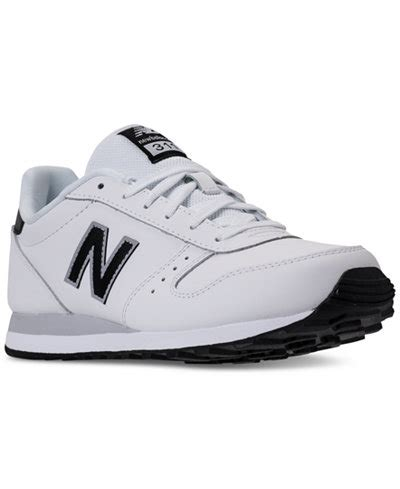 311 Sneakers New Balance new balance s 311 leather casual sneakers from finish