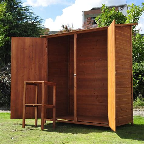 patio shed wooden garden storage shed ideal home show shop