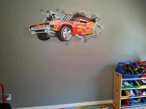 car wall mural car painting wall murals for your bedroom decoration ideas interior decoration ideas 853