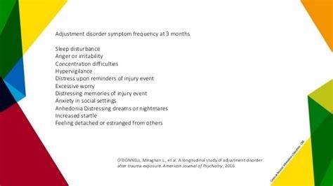 trastornos relacionados con el trauma y el estr 233 s