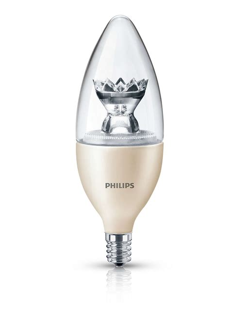 candele led philips led candle 046677435059 philips