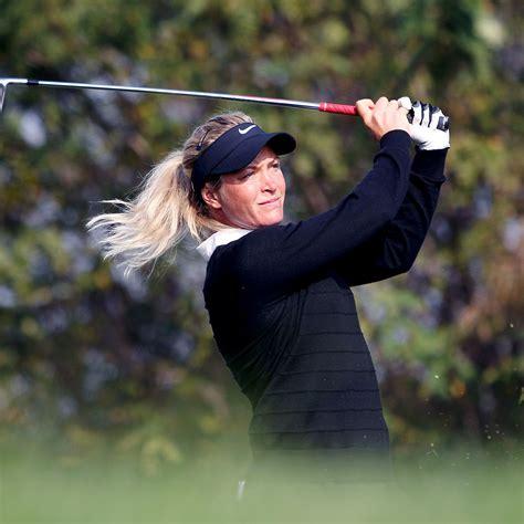 swinging skirts golf leaderboard suzann pettersen withdraws from swinging skirts lpga