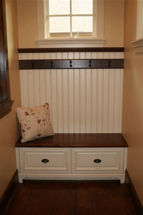 Front Entryway Bench front entry bench contemporary entry other metro by modern design cabinetry