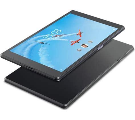Tablet Lenovo 1 Gb buy lenovo tab4 8 tablet 16 gb slate black livesafe
