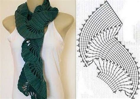 scarf pattern pinterest crochet pattern scarf crochet pinterest