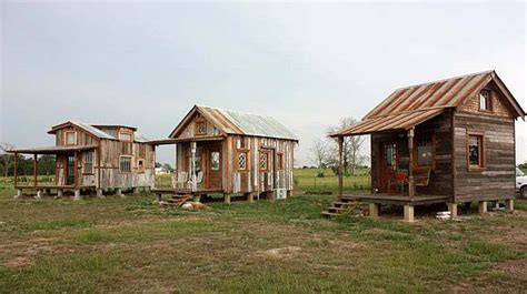 texas tiny houses getting a loan for a small house