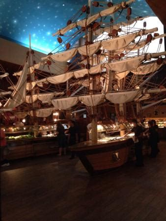 The Grand Boat Buffet Picture Of Captain George S Seafood Buffet Atlanta