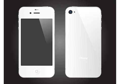 Casing Iphone 4 Iphone 4s Gambar Coc Back Cover apple iphone free vector stock graphics